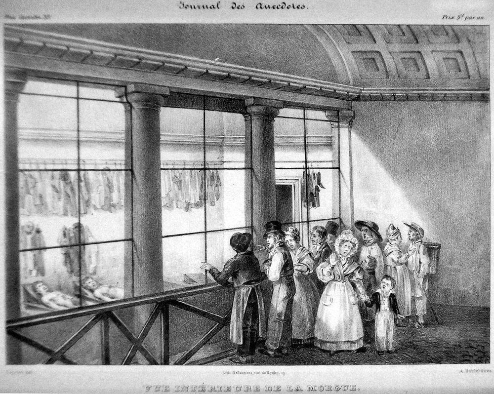 Morgue de Paris