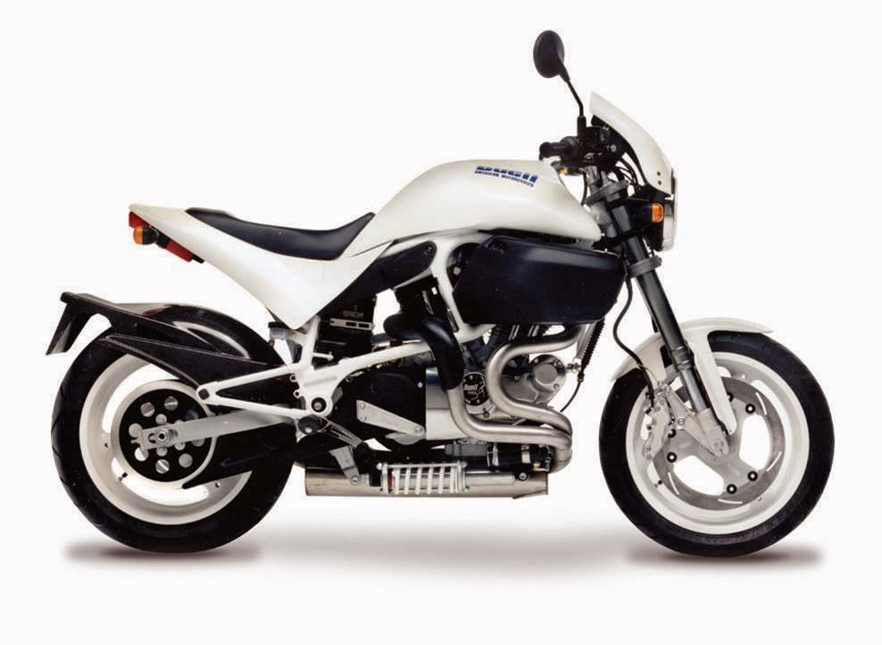 DD Motorcycles: COMPLETE PRODUCTION HISTORY OF BUELL ...