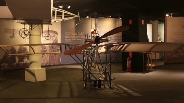 Acervo de Santos Dumont vira exposição com estreia nacional no RioMar