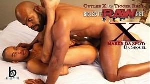 Cutler X And Tigger Redd (Bareback)