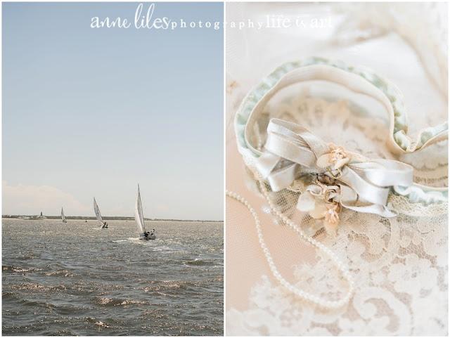 Anne Liles Photography Bald Head Island Weddings
