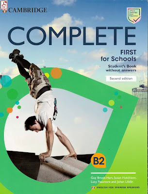 Complete First for Schools 2nd edition cd