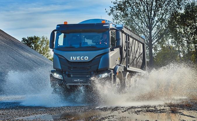 T-Way: Conheça em detalhes a nova linha off-road da IVECO IVECO T Way 3