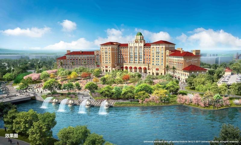 Dünyanın en büyük Universal Studio'su
