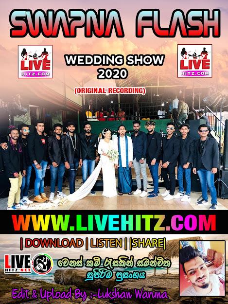 SWAPNA FLASH LIVE IN WEDDING SHOW 2020