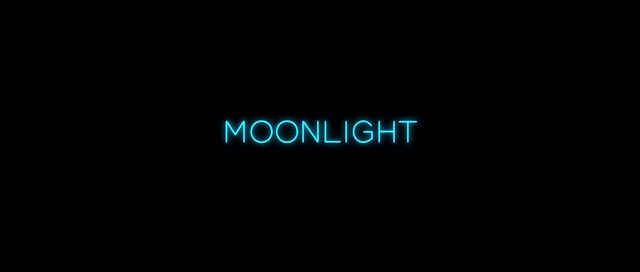 Plakat do filmu Moonlight. Recenzja filmu Moonlight