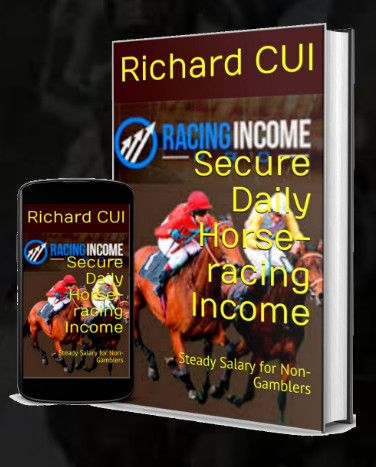 Secure Daily Horse-racing Income System reviews, Horse Racing Betting Guide Richard CUI