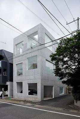 Casa H / Sou Fujimoto. Un análisis arquitectónico.