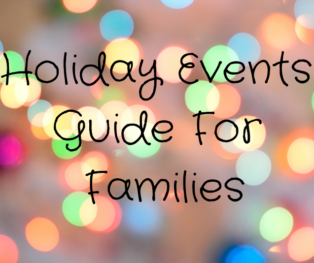 2020 Holiday and Christmas Events Guide for 特拉华县 and Surrounding Area