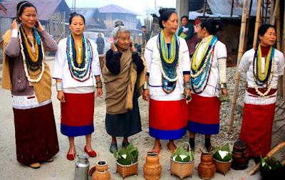 myoko festival, traditional festivals in Arunachal Pradesh