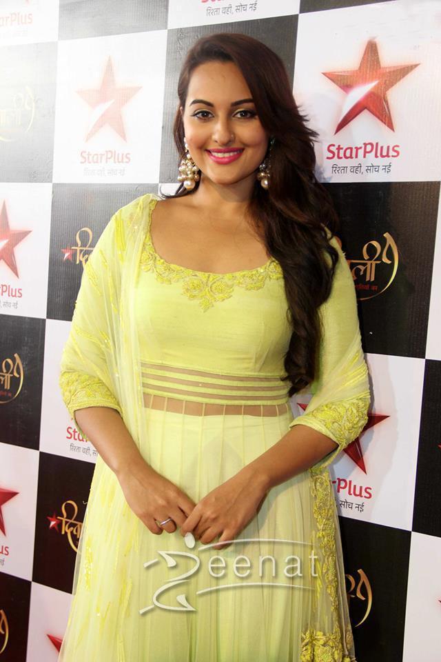 Only Actress Sonakshi Sinha Biography