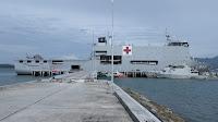 Gempa Mamuju, TNI Rawat Korban di Rumah Sakit Apung Soeharso 990