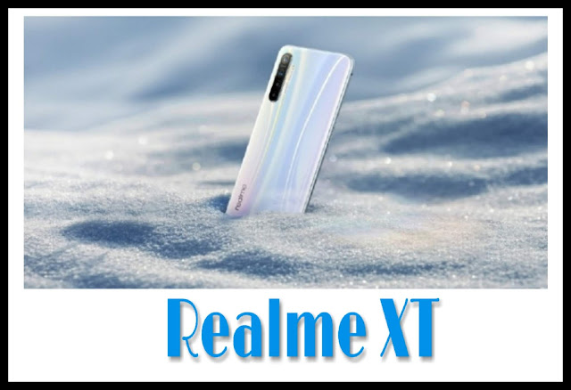 Realme leaked first pic of realme xt