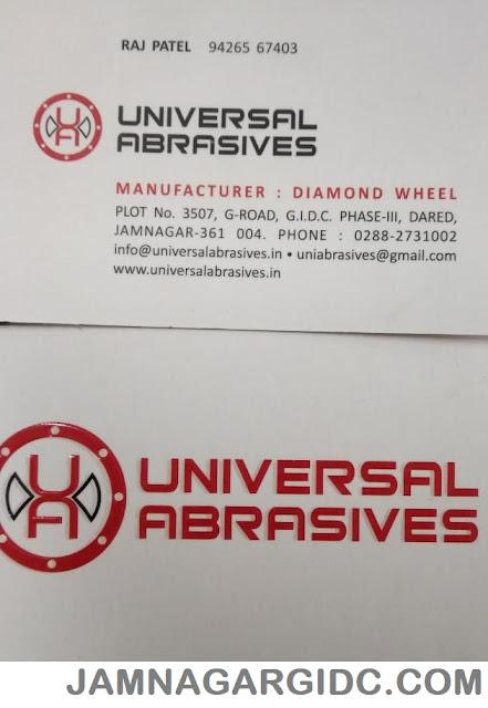 UNIVERSAL ABRASIVES - 9426567403