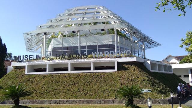 Tempat wisata Museum R. Hamong Wardoyo Boyolali