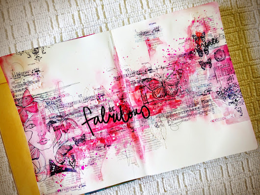 Art Journalling - This could be important...