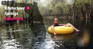 Ichetucknee Springs State Park - TOP 10 Quellen Floridas
