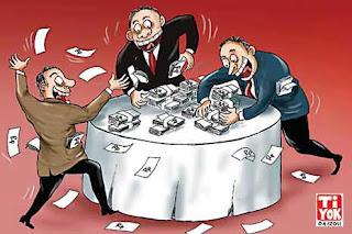 Inilah Yang Memicu Korupsi Di Indonesia