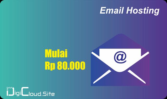 Jasa Pembuat Email Bisnis - Email Hosting Murah