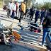 (videos) SÁENZ PEÑA: MUERE UN JOVEN EN TREMENDO CHOQUE DE MOTOS. HAY DOS HERIDOS GRAVES