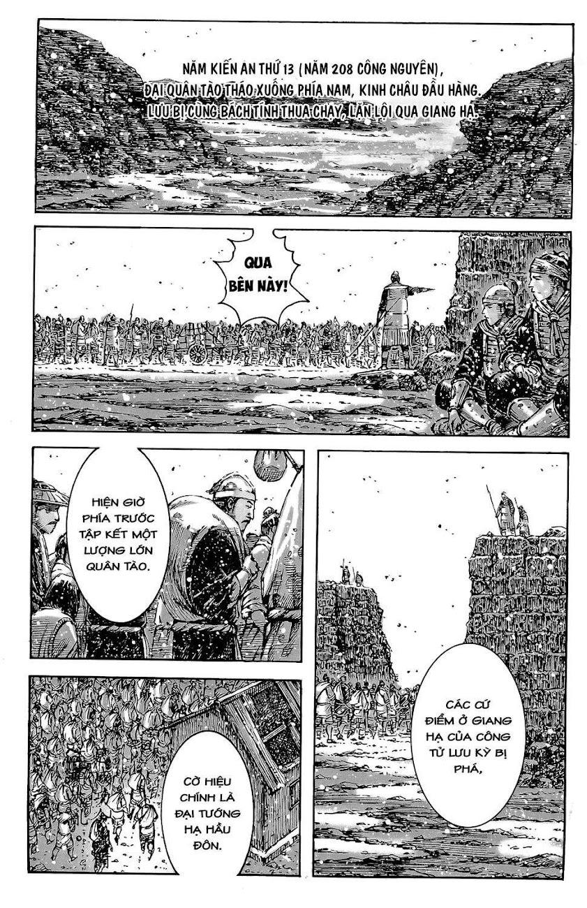 Hỏa phụng liêu nguyên Chương 389: Cường trận trọng lâm [Remake] trang 5