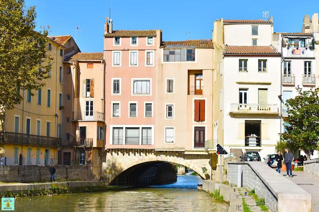 Puente de los Mercaderes, Narbonne