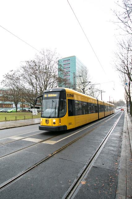 Tram-Dresda