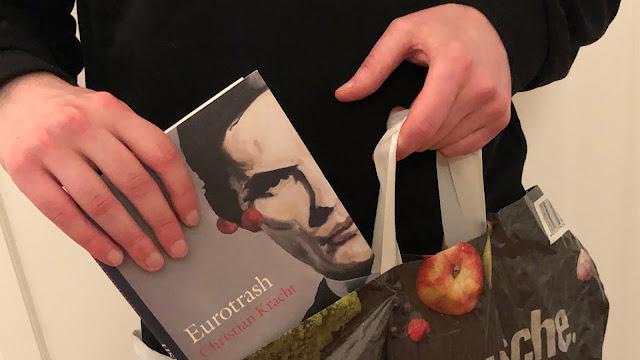 Eurotrash von Christian Kracht, erschienen im Verlag Kiepenheuer & Witsch