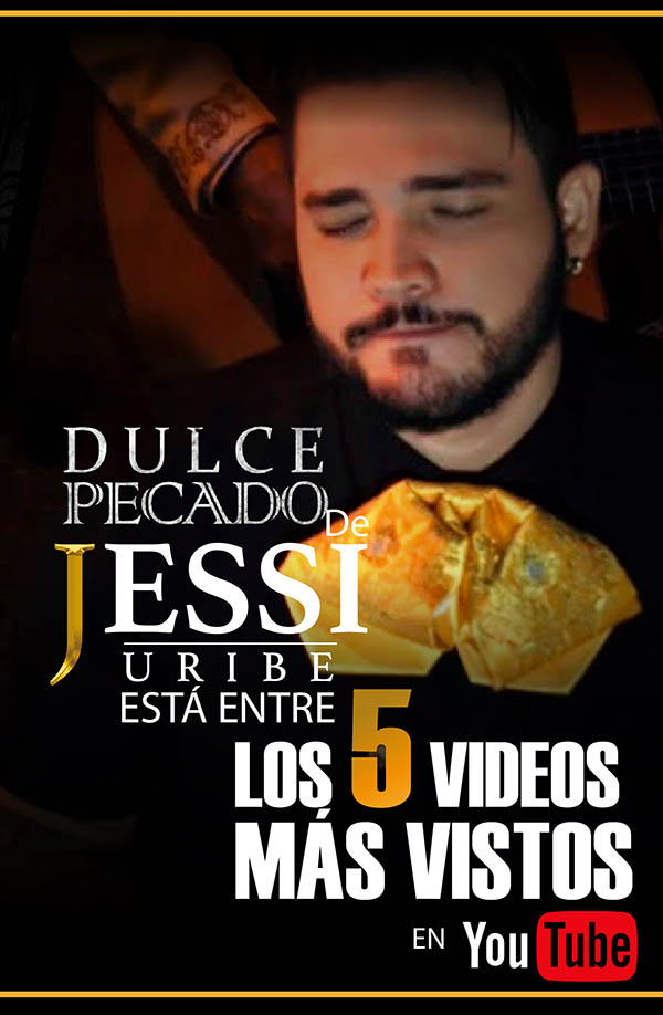 Dulce-pecado-Jessi-Uribe-Youtube