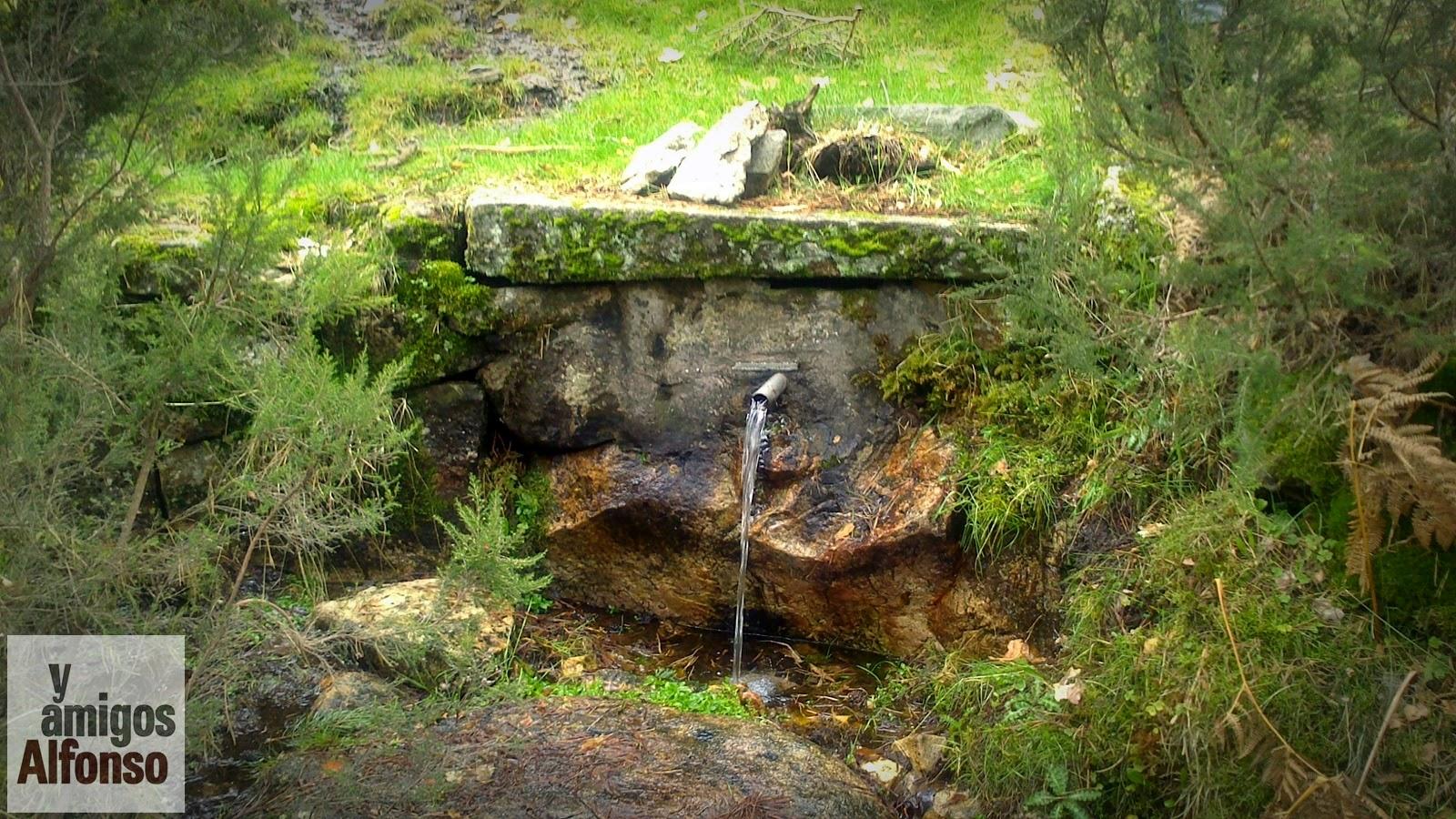 Fuente Fría de Peña Águila - Alfonsoyamigos