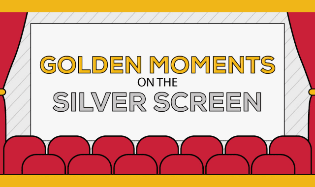 Golden Moments On The Silver Screen