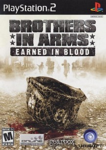 Brothers In Arms Earned In Blood PS2 Torrent