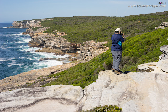 adventscape, attraction, Australia, Bundeena, coastal walk, iori, landscape, limestone, nature, New South Wales, NSW, Philip Avellana, places to visit, Royal National Park, tourism, Wedding Cake Rock, The Balconies, view