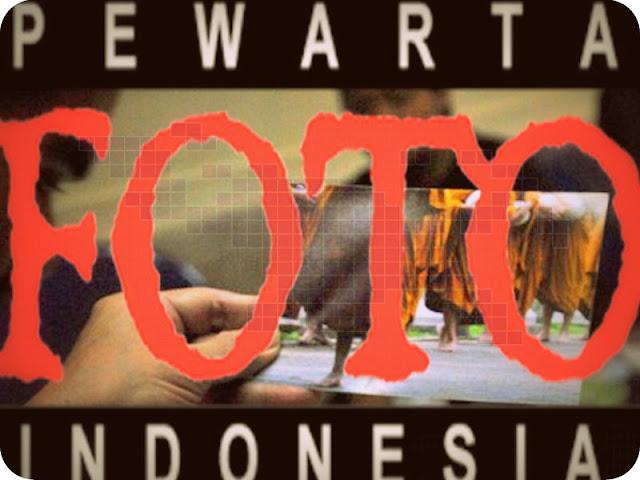 Pewarta Foto Indonesia (PFI) Gelar Workshop Etika Fotografi Jurnalistik di Timika