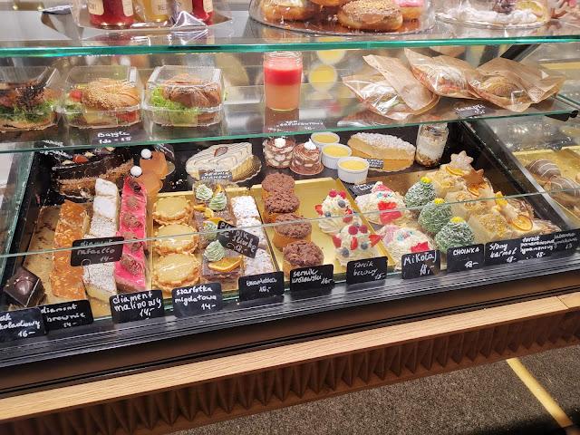 krakow GóralskiePraliny cake