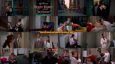 Desayuno con diamantes (1961) Breakfast at Tiffany's - Fotogramas