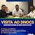 Prefeito de Jaguarari conseguiu ações junto ao DNOCS que irão reduzir a falta d'água na zona rural do município