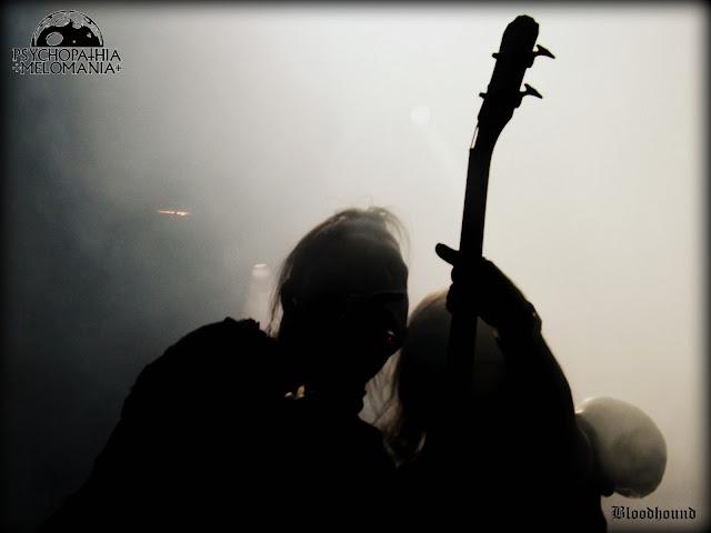 Attila Csihar & Necrobutcher @Mayhem / Graspop 2013, Kastelsedijk, Dessel, Belgique 28/06/2013