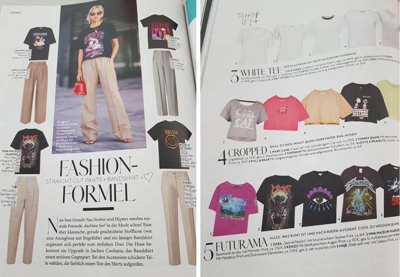 Inspiration Modestrecken 2019