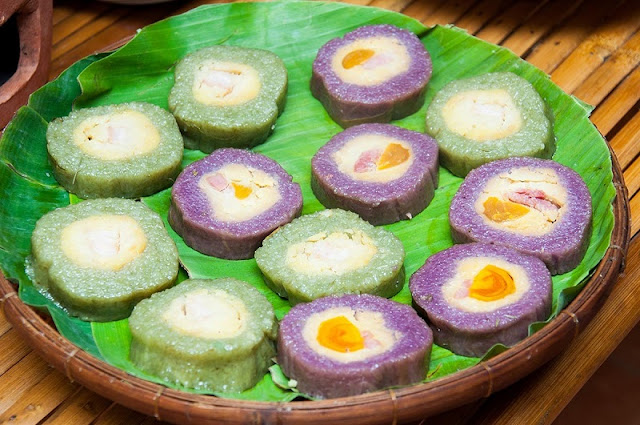 Banh Tet: Traditional cake in southern Vietnam 4
