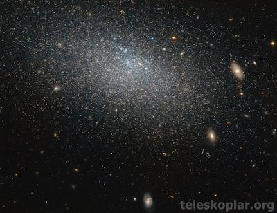Galaksinin kol fotoğrafları
