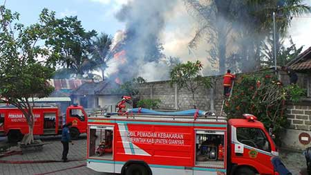 Alamat & Nomor Telepon Dinas Pemadam Kebakaran Gianyar