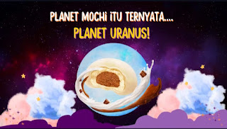 Planet Mochi adalah Uranus