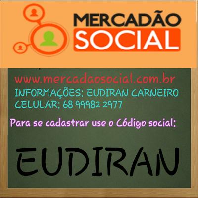 VENHA PARA O MERCADÃO SOCIAL