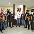 Pemuda Dayak Kalimantan Barat Melaporkan Akun Facebook Wisata Pulau Lemukutan Atas Ujaran Terkait SARA