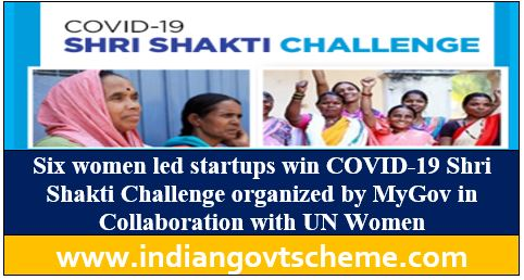 Six women led startups win COVID-19