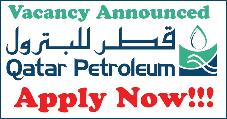 Vacancies Reporting: Qatar Petroleum Vacancy Apply Now!!!
