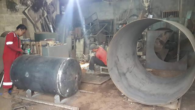 Sertifikat Ijin Pemakaian Pressure Tank