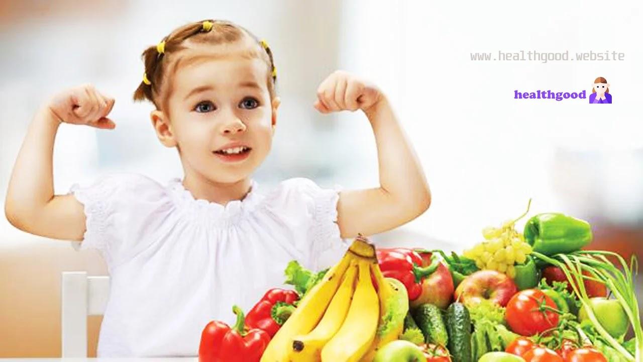 Instill Good Eating Habits In Children For Good Health