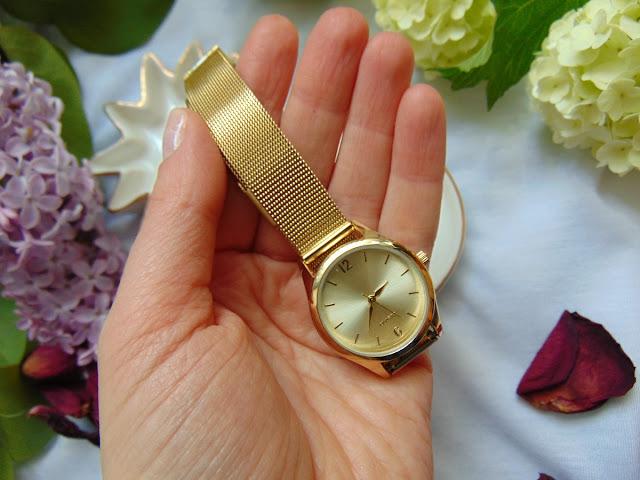 Oriflame - Zegarek Calm mój HIT, Zestaw Giordani Gold oraz inne gadżety i kosmetyki z katalogu nr 7/2019